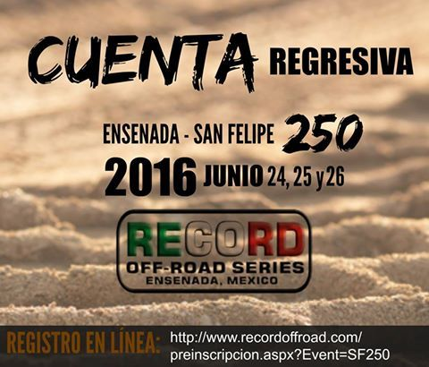 RECORD-ENSENADA-SAN-FELIPE