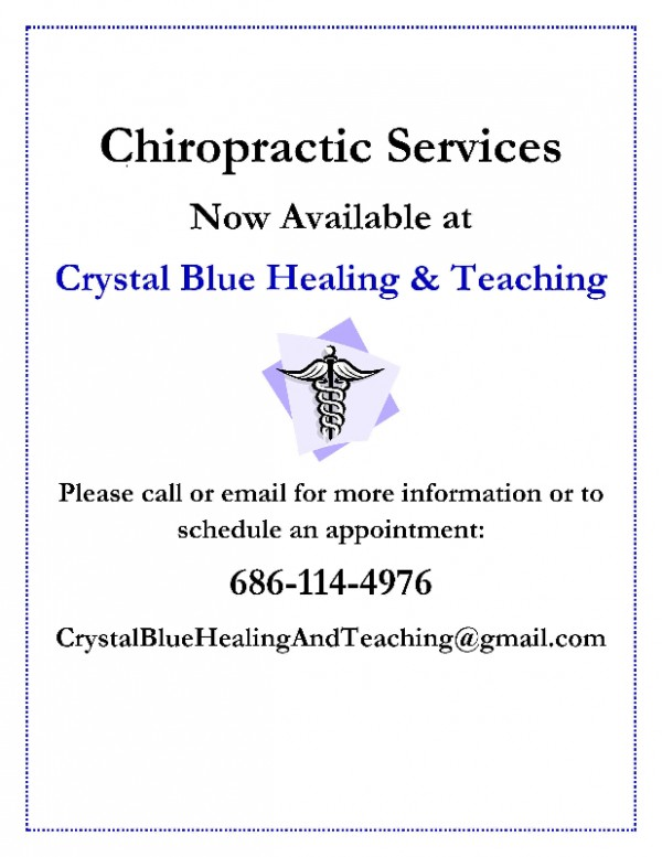 chiropractic services now available full page1