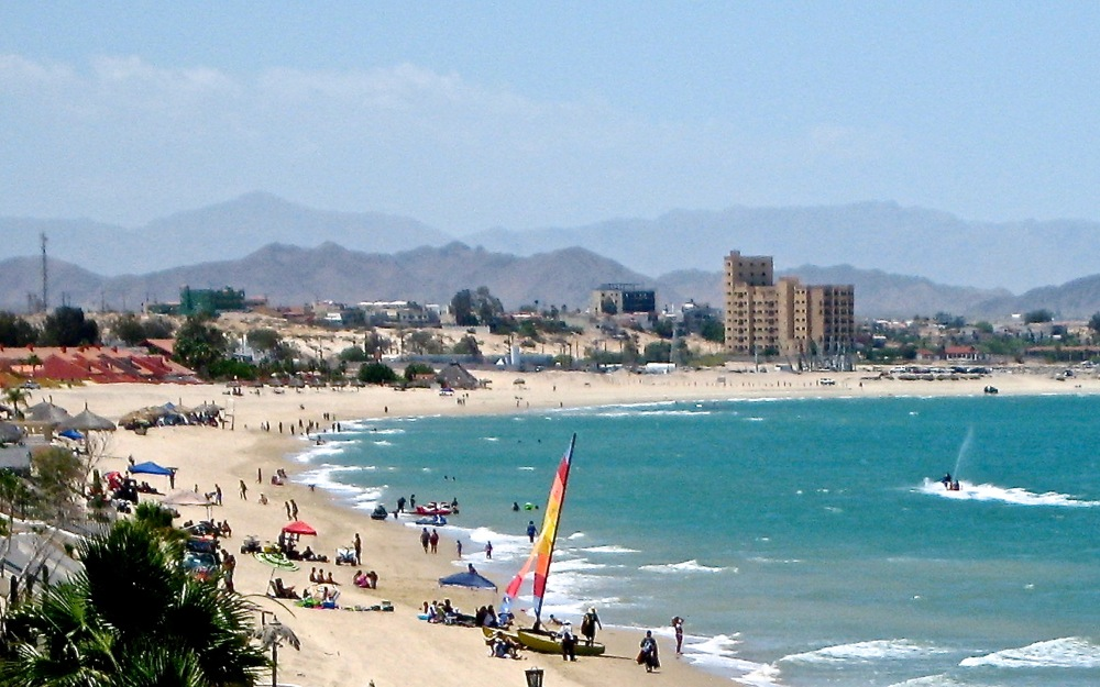 The Beach Is King Here San Felipe S Most Desirable Stretching South Along